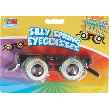 Picture of Fun Express Silly Spring Eyeglasses
