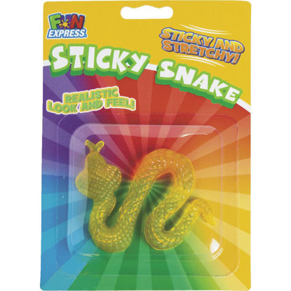 Picture of Fun Express Sticky Snake