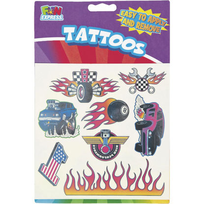 Picture of Fun Express Assorted Temporary Tattoos
