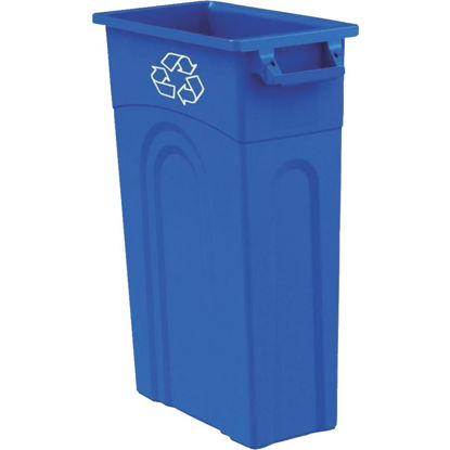 Picture of United Solutions 23 Gal. Recycling Trash Can
