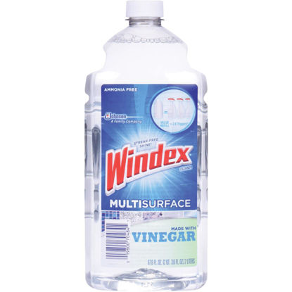 Picture of Windex 67.6 Oz. Multisurface Cleaner with Vinegar