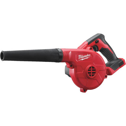 Picture of Milwaukee M18 160 MPH 18-Volt Compact Lithium-Ion Cordless Blower (Bare Tool)