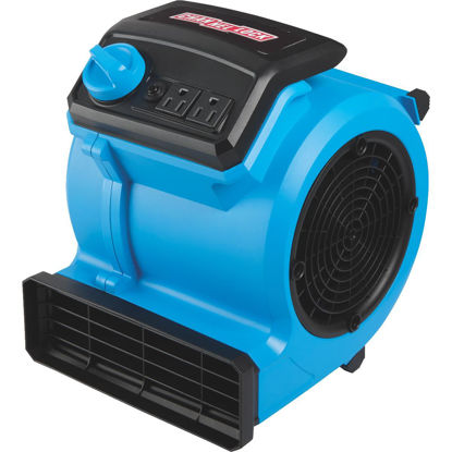 Picture of Channellock 3-Speed 3-Position 550 CFM Air Mover Blower Fan