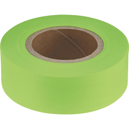 Picture of Empire 200 Ft. x 1 In. Lime Flagging Tape