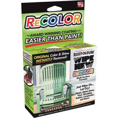 Picture of Rust-Oleum WIPE NEW ReColor Color Restorer Kit (8-Pieces)