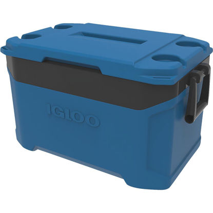 Picture of Igloo 50 Qt. Latitude Cooler, Blue