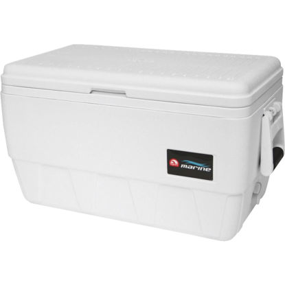 Picture of Igloo Marine Ultra 48 Qt. Cooler, White