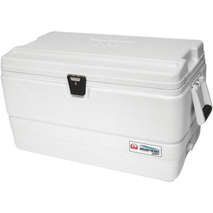 Picture of Igloo Marine Ultra 72 Qt. Cooler, White