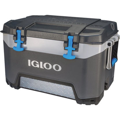 Picture of Igloo MaxCold 52 Qt. BMX Cooler, Blue