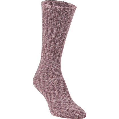 Picture of Hiwassee Trading Company Ragg Women's Medium Belle Crew Sock