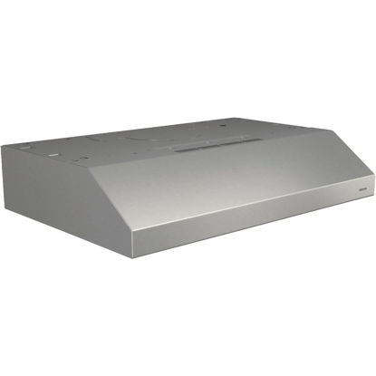 Picture of Broan Glacier 30 In. Convertible Stainless Steel Range Hood