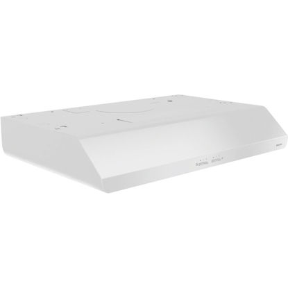 Picture of Broan Sahale 30 In. Convertible White Range Hood