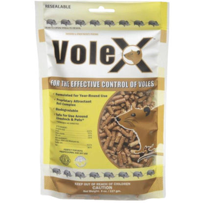 Picture of VoleX 8 Oz. Pellets Mole & Gopher Killer