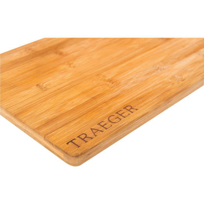 Picture of Traeger 9.5 In. x 13.5 In. Magnetic Bamboo Cutting Board