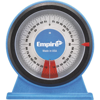 Picture of Empire Plastic Magnetic Protractor