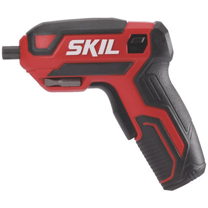 Picture of SKIL 4-Volt Lithium-Ion 1/4 In. Hex Rechargeable Cordless Screwdriver