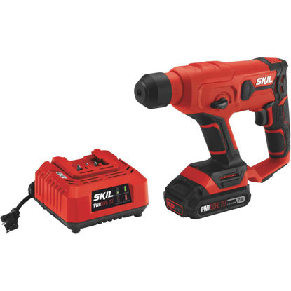 Picture of SKIL PWRCore 20 Volt Lithium-Ion SDS Plus Cordless Rotary Hammer Drill Kit
