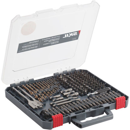 Picture of SKIL 120-Piece Drill and Drive Set with Bit Grip Magnetic Bit Collar
