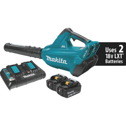 Picture of Makita 18V X2 (36V) LXT Lithium-Ion Brushless (5.0Ah) Cordless Blower Kit