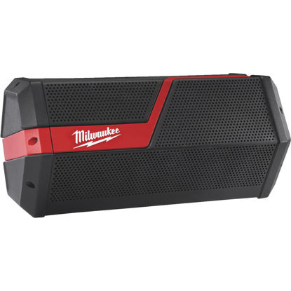 Picture of Milwaukee M18/M12 18-Volt and 12-Volt Lithium-Ion 100 Ft. Cordless Bluetooth Speaker (Bare Tool)