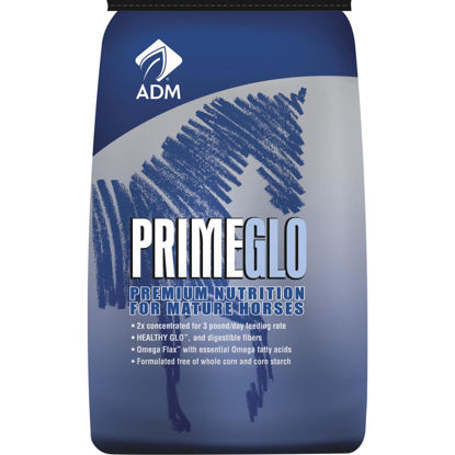 Picture of ADM PrimeGlo 50 Lb. Trail Horse Feed