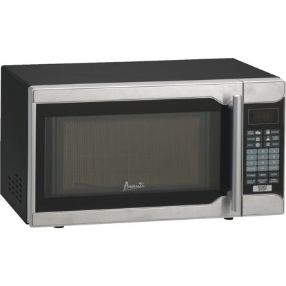 Picture of Avanti 0.7 Cu. Ft. Stainless Steel Countertop Microwave
