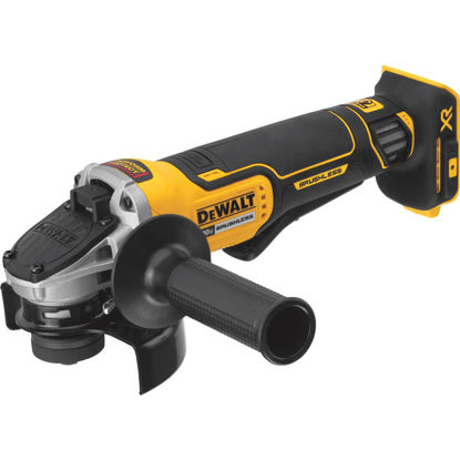 Picture of DeWalt 20 Volt MAX Lithium-Ion Brushless 4-1/2 In. Angle Grinder (Bare Tool)