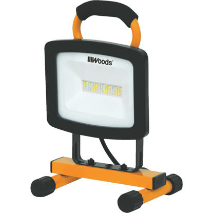 Picture of Woods 4400 Lm. LED H-Stand Portable Work Light