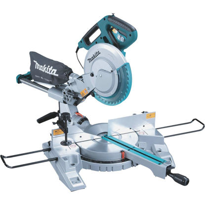 Picture of Makita 10 In. 13-Amp Dual-Bevel Sliding Compound Miter Saw