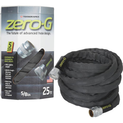Picture of Apex Zero-G 5/8 In. Dia. x 25 Ft. L. Drinking Water Safe Garden Hose