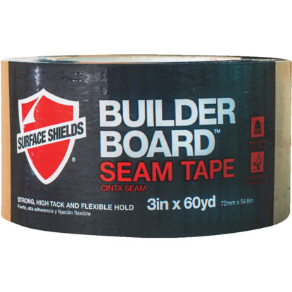 Picture of Surface Shields 3 In. x 180 Ft. Builder Board Tape