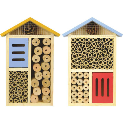Picture of Nature's Way Multi-Chamber Cedar Insect House