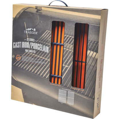 Picture of Traeger 22 Series Grill Grate Kit (2-Piece)