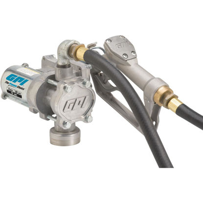 Picture of GPI 12V DC, 8 GPM EZ-8 Fuel Transfer Pump