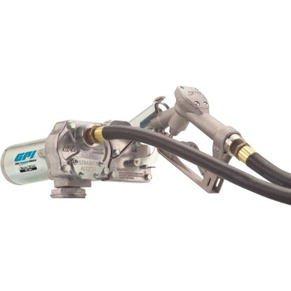 Picture of GPI 12V DC, 15 GPM Manual Economy Fuel Transfer Pump