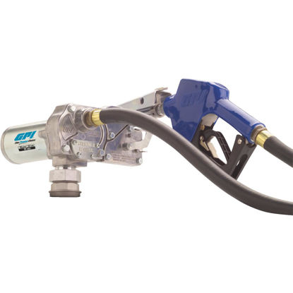 Picture of GPI 12V DC, 15 GPM Automatic Fuel Transfer Pump