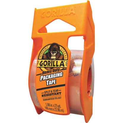 Picture of Gorilla 1.88 In. x 25 Yd. Clear Heavy Duty Packaging Tape