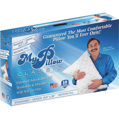 Picture of MyPillow Classic Standard/Queen Medium Fill Pillow