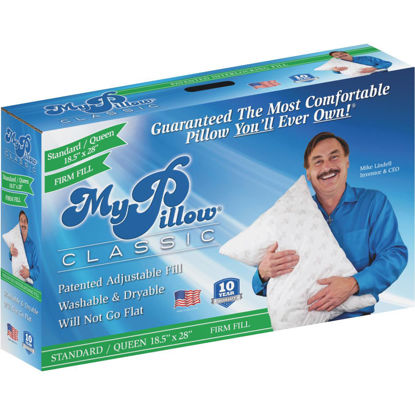 Picture of MyPillow Classic Standard/Queen Firm Fill Pillow