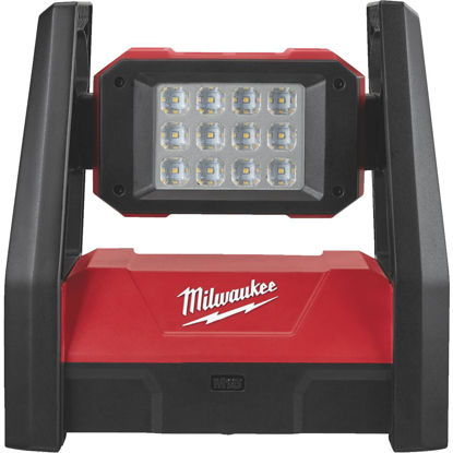 Picture of Milwaukee M18 ROVER 18 Volt Lithium-Ion LED Dual Power Corded/Cordless Work Light (Bare Tool)