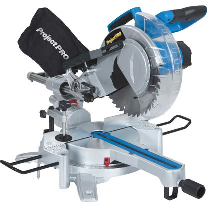 Picture of Project Pro 10 In. 15-Amp Sliding Compound Miter Saw with Laser