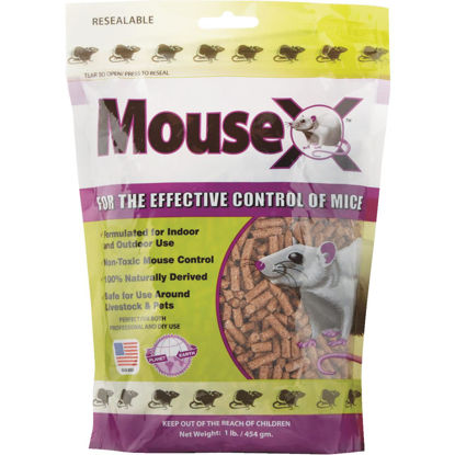 Picture of MouseX Pellet Mouse Killer, 1 Lb.
