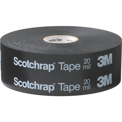 Picture of 3M Scotchrap 4 In. W. X 100 Ft. L. x 10 Mil. Thick PVC Pipe Wrap