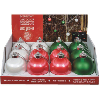 Picture of Xodus 5 In. Shatter Resistant LED Outdoor Christmas Ornament