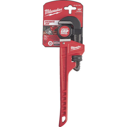 Picture of Milwaukee 10 In. Steel Pipe Wrench