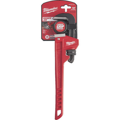 Picture of Milwaukee 12 In. Steel Pipe Wrench