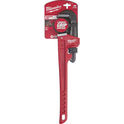 Picture of Milwaukee 18 In. Steel Pipe Wrench