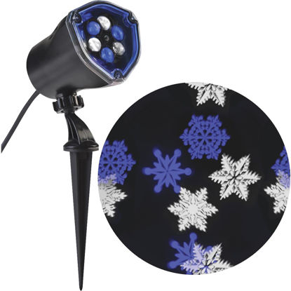 Picture of Gemmy LED 5W SnowFlurry Laser Light Projector