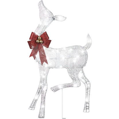 Picture of Gemmy 39.37 In. LED Illuminated Doe Holiday Figure
