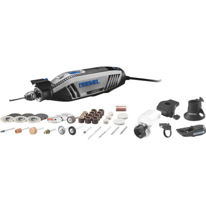 Picture of Dremel 4300 Series 120-Volt 1.8-Amp Variable Speed Electric Rotary Tool Kit